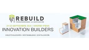 Foto de Rebuild 2021 invita a participar en el gran evento para transformar la edificación