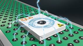 Foto de Esferas de transferência da igus garantem operações seguras na manipulação de componentes