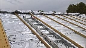 Foto de A contribuição dos isolamentos refletivos, multicamadas, na Eficiência Energética dos Edifícios