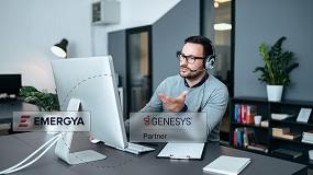 Foto de Emergya desarrolla asistentes virtuales para Genesys Cloud