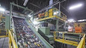 Foto de Borealis e Tomra inauguram fábrica de triagem e reciclagem mecânica avançada de plástico pós-consumo