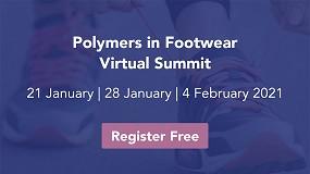 Foto de Principais marcas de calçado de desporto marcam presença na Polymers in Footwear 2021