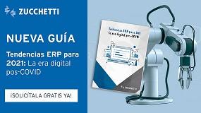 Foto de Zucchetti Spain identifica las tecnologías y funcionalidades ERP que serán tendencia en 2021