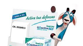 Foto de Lácteas Cobreros da el salto al canal farmacéutico con un complemento alimenticio con leche de cabra