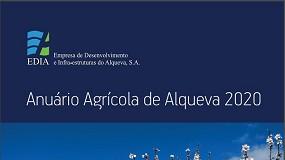 Foto de Já está disponível o Anuário Agrícola de Alqueva 2020