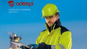 Foto de Adeepi Grupo presenta su Catálogo General 2.1, donde integra sus modelos de vestuario, calzado y guantes