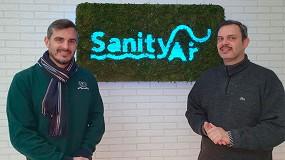 Foto de Entrevista a Mauro García Acero, fundador de Sanity Air