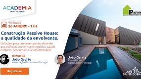 Foto de 'Construção Passive House: a qualidade da envolvente' é tema de webinar