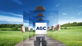 Foto de AGC Glass Europe amplia a sua gama de espelhos com um produto extraordinário: o Mirox 4Green