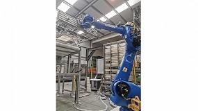 Foto de Una solución con un robot Yaskawa triplica el rendimiento de una empresa de cubitos de hielo