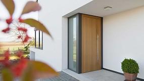 Foto de Procomsa presenta un nuevo tirador de puerta Ekey, con lector de huella biométrico, para el hogar