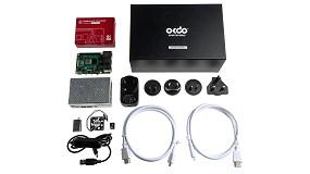 Foto de Kit de iniciación Raspberry Pi 4 Model B 8GB de OKdo disponible a través de RS Components