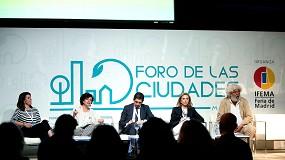 Foto de Fórum 'Cidades de Madrid' 2021 acolhe II exposição sobre 'Boas Práticas Urbanas'