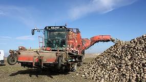 Foto de ACOR invertirá 8 M€ para optimizar las entregas de remolacha en su fábrica de Olmedo