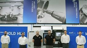 Foto de MAQcenter reforça serviço técnico em Portugal