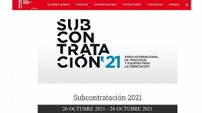 Foto de +Industry 2021 cambia sus fechas a finales de octubre