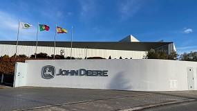 Foto de John Deere Ibérica enfrenta