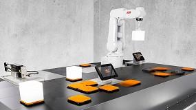 Foto de B&R inicia la fabricación multidimensional con Acopos 6D