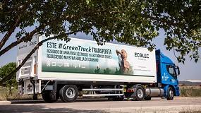Foto de Fundación Ecolec recuerda la importancia de iniciativas como #GreenTruck en el Día Mundial por la reducción de emisiones de Co2