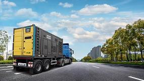 Foto de Atlas Copco presenta el generador QAC 1350 TwinPower