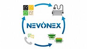 Foto de AGCO se une al ecosistema digital abierto Nevonex, promovido por Bosch