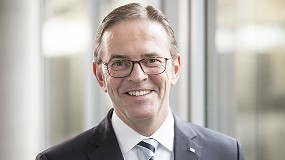 Foto de Ralf W. Dieter, nuevo CEO del Grupo Homag