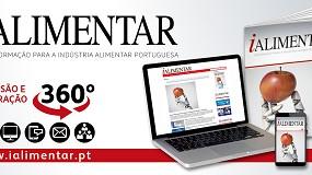 Foto de iALIMENTAR: a nova plataforma de comunicação para a indústria alimentar portuguesa