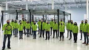 Foto de Terminado en tiempo récord: Phoenix Contact E-Mobility inicia la producción en su nueva sede de Rzeszów, Polonia