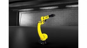 Foto de Fanuc lanza los nuevos robots de alta productividad M-20iD/35 y ARC Mate 120iD/35