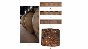Foto de Depósitos de materiales naturales para la maduración de vinos