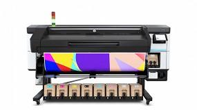 Foto de HP lanza las nuevas impresoras Latex 700 y 800, más versátiles y sostenibles