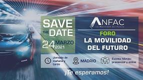 Foto de ANFAC celebra el Foro 'La Movilidad del Futuro'