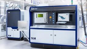Foto de Delteco, nuevo distribuidor de máquinas de fabricación aditiva de SLM Solutions