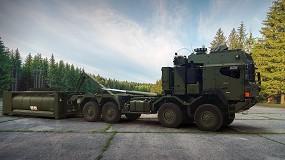 Foto de 4.000 equipos de gancho Multilift para el Ejército alemán