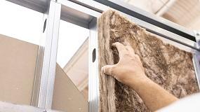 Foto de A importância da lã mineral nos edifícios NZEB
