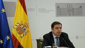 """Foto de Luis Planas: """"La incorporación de jóvenes al sector será un aspecto fundamental en el Plan Estratégico de la PAC"""""""