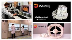 Foto de Dynamical 3D apuesta por el conocimiento de los materiales como nuevo nicho de mercado