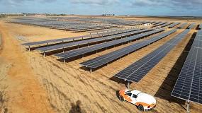 Foto de La seguridad en los parques solares fotovoltaicos