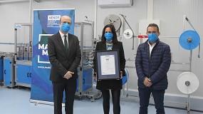 Foto de Making Mask, primera empresa española en certificar sus mascarillas higiénicas reutilizables con Aenor