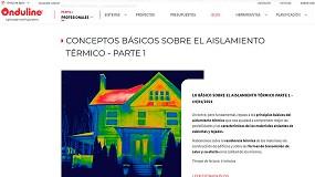 Foto de Onduline lanza un blog para los profesionales del sector de la edificación y de la cubierta