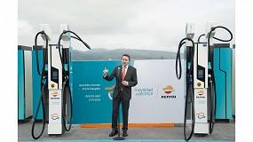 Foto de Repsol e IBIL desarrollan la primera estación de recarga para vehículos eléctricos con almacenamiento de energía en España