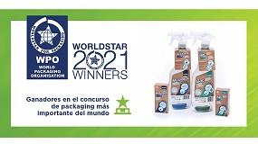 Foto de FloppBac y Flopp Multiusos de Careli, ganadores en el concurso de envase y embalaje más importante del mundo