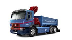 Foto de Renault Trucks producirá el primer camión 100% eléctrico de aproximación para el Grupo Noblet