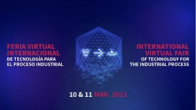 Foto de La Feria Internacional de Tecnología para el Proceso Industrial aplaza el evento al 10 y 11 de marzo
