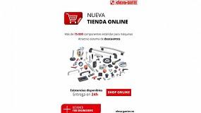 Foto de Elesa+Ganter Ibérica lanza una nueva tienda online con más de 75.000 referencias
