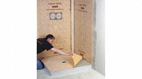 Foto de La construcción de duchas de obra sin obra