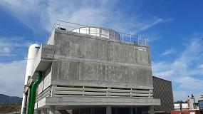 Foto de Retrofit de torres de enfriamiento para incrementar la capacidad de refrigeración en Gases Oxinorte