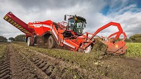 Foto de Grimme introduce mejoras en la cosechadora de patatas Ventor 4150