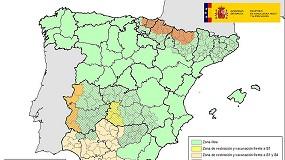 Foto de Notificado en la provincia de Málaga el primer caso de lengua azul del año