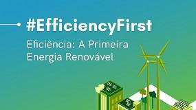 Foto de Lançada campanha 'Eficiência: a primeira Energia Renovável'